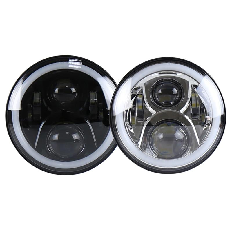 Atreus մեքենայի լուսարձակներ Jeep Wrangler- ի - Ավտոմեքենայի լույսեր - Լուսանկար 2