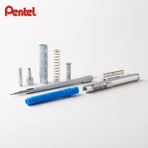 Image 2 - Pentel Graph Gear 1000 Mechanical Drafting Pencil With Eraser Metal Body 1pc Automatic Pencil Japanese 0.5 mm 0.3 mm 0.7 0.9 mm