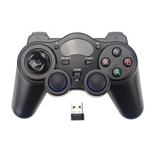 2.4G Nirkabel Game Controller Gamepad Android Joystick Joypad USB RF Receiver Untuk PS3 untuk Tablet PC Smart TV Box raspberry Pi(China)