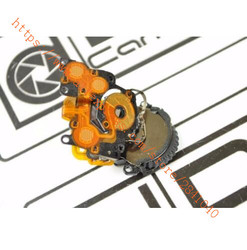 95%New Original Top cover Shutter button power button For Nikon D750 Camera Replacement Unit Repair part