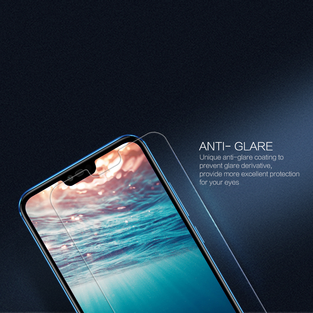 Image 5 - Huawei Honor 10 Glass Tempered Nillkin Amazing H+Pro 0.2MM Screen Protector Glass for Huawei Honor 10 Honor10-in Phone Screen Protectors from Cellphones & Telecommunications on
