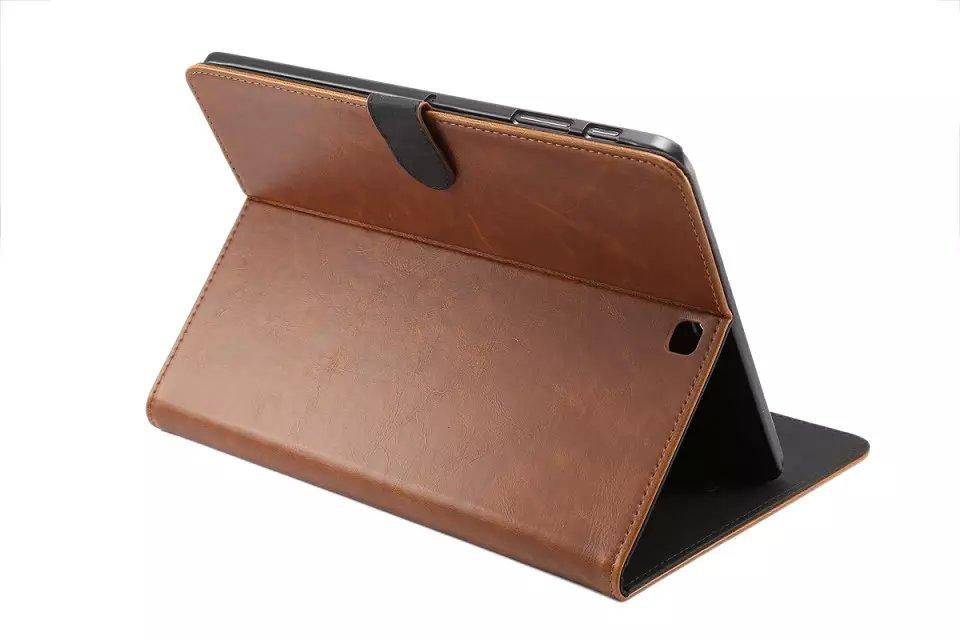 Samsung Galaxy Tab S2 үшін PU былғары корпусы 9,7 - Планшеттік керек-жарақтар - фото 4