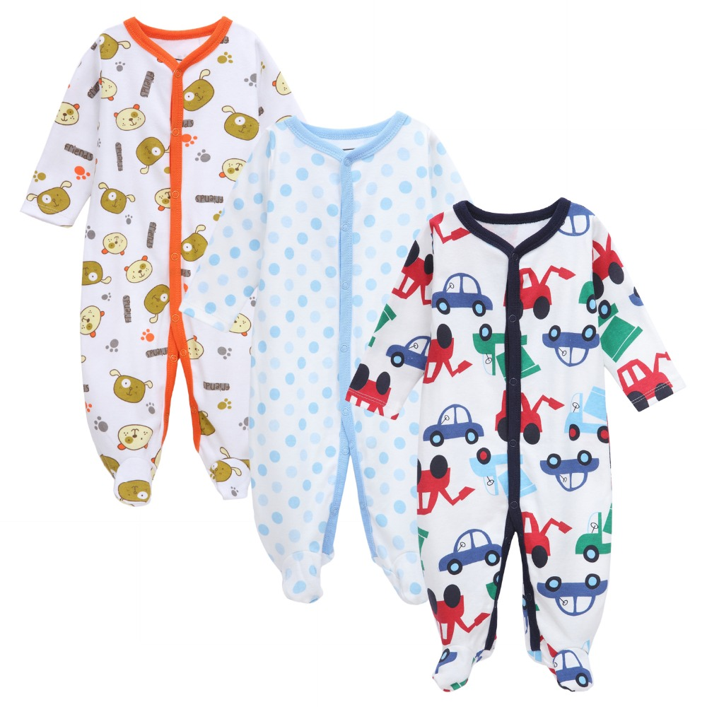Baby Bodysuit Spring Baby Ropa Cotton Clothes Long Sleeve Baby Jumpsuit Little Kids Clothes Clothing Newborn Bebe Clothes
