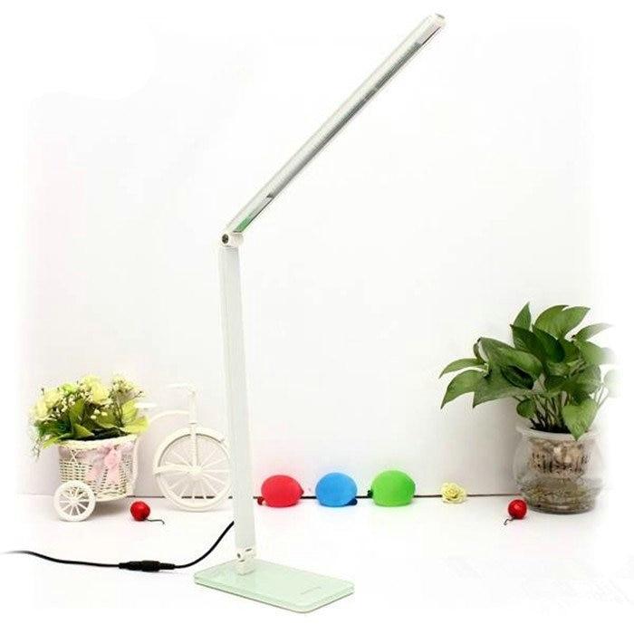 7W Flexible 48 LEDS SMD 2835 Desk lamp Energy Saving Adjustable Table Lamps Reading Light