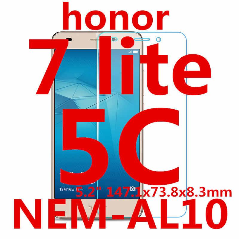強化ガラス用huawei名誉5c電話画面保護5インチカバー割引送料ギフト