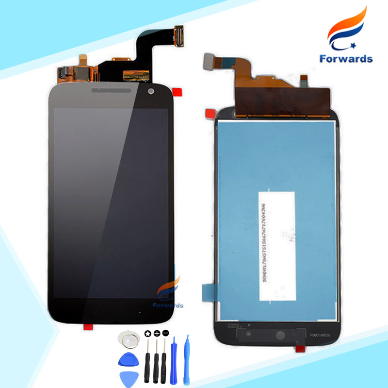 Подробнее о 100% New Tested for Motorola G4 Play for Moto G4 Play LCD Screen Display with Touch Digitizer Tools Assembly 1 pcs free shipping 1 pcs 100% tested new lcd for lenovo s580 lcd display screen touch digitizer screen assembly tools free shipping