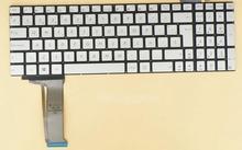 New keyboard for ASUS GL771 GL771J GL771JW GL771JM N552VW N552VX G771JM G771JW QWERTY SPANISH LATIN HISPANIC