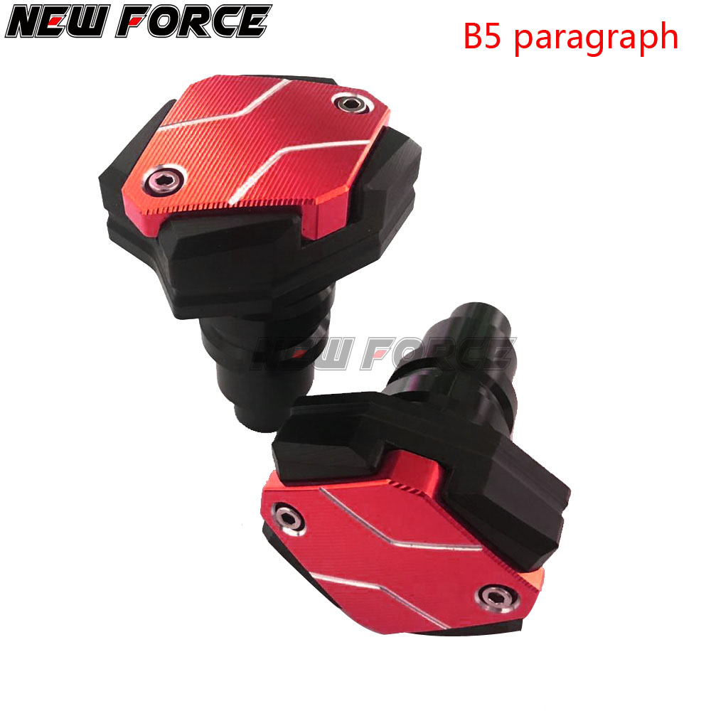 For <font><b>YAMAHA</b></font> YZFR1 R3 R6 <font><b>XT1200</b></font> FZ6 FAZER FZ8 Falling Protection Frame Slider Fairing Guard Crash Pad Protector image