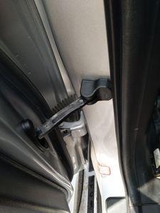 Image 4 - Auto Zubehör Türschloss Abdeckung Stopper Cap Fall Rahmen Trim Tür Arm Überprüfen Checker Schützen Für Volvo XC90 S90 V90CC 2016 2017