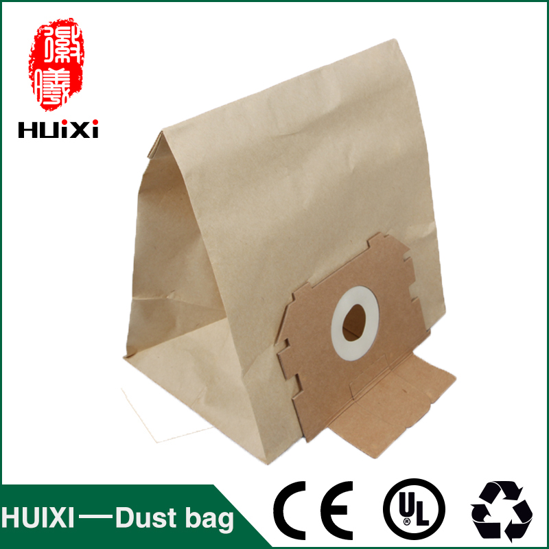 Universal paper dust bags vacuum cleaner change bags with high filtration efficiency for Z2630 Z2600 Z2570 Z2540 10pcs paper change bags and composite paper dust bags with high efficiency of vacuum cleaner for ro1717 ro1733 ro1751 vd 2314etc