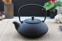 Бесплатная доставка скидка 300 мл/0.3l горшок японский железа Чай пот Kongfu Чай горшок