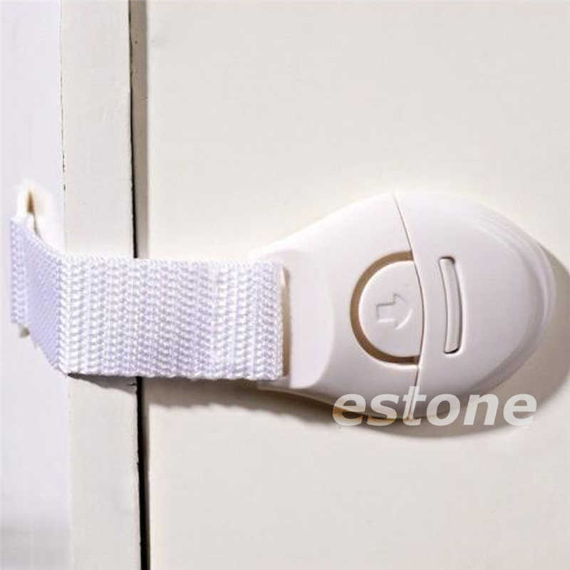 Child Protection Safety Lock Lots Baby Kids Safety Door Lock Fridge Drawer Toilet Cabinet New