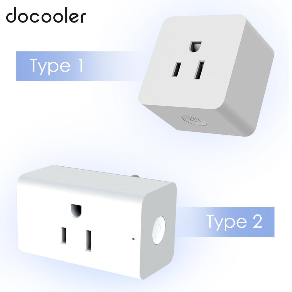 Phone APP Remote Control WiFi Smart Socket Timer Switch for Home Appliance