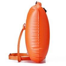 Надувной флотационный мешок спасательный буй ПВХ Водонепроницаемый сухой мешок буксировочный мешок оборудование для плавания рафтинг дрейфующий походный рюкзак