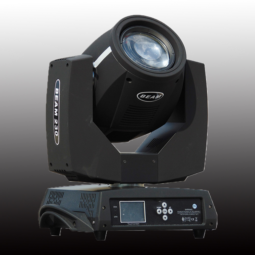 230w Sharpy 7r Beam Moving Head Light Promotion Double 24 Prism Moving Head Light Beam 7r 230 W 16 Prism 24 Prism