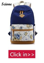 Vintage School Backpack 7