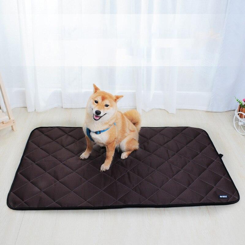 Poduszka dla zwierząt domowych wodoodporna klimatyzacja mata pies szczeniak kot mata samochodowa akcesoria dla psów dostarcza S/M/L/XL/XXL łóżko dla zwierząt pralka