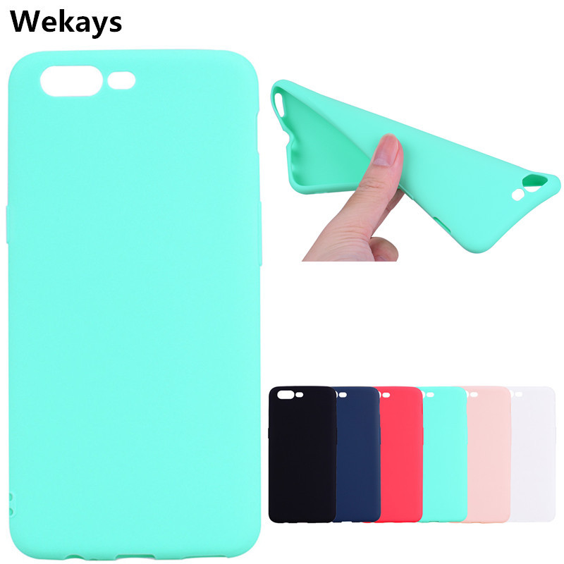 For <font><b>OnePlus</b></font> <font><b>5</b></font> Candy Colors Soft Silicon TPU Fundas Brand Cases For Coque <font><b>OnePlus</b></font> <font><b>5</b></font> One Plus <font><b>5</b></font> OnePlus5 <font><b>A5000</b></font> 1+<font><b>5</b></font> 1+ <font><b>5</b></font> Cover Case image