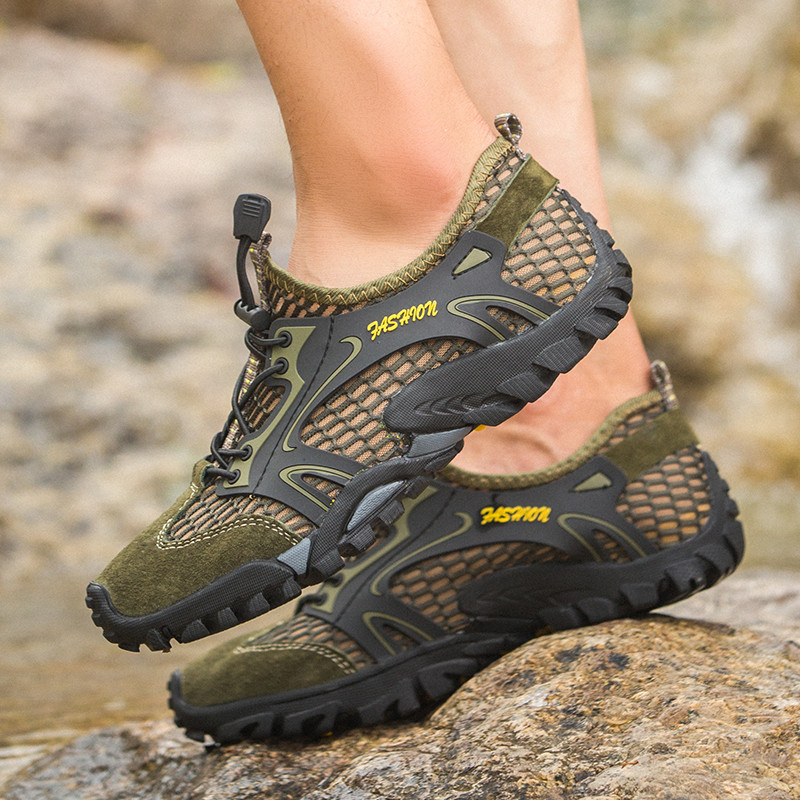 2019 Men Outdoor Sneakers Breathable