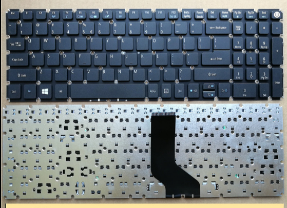 US New laptop keyboard for Acer Aspire F 15 F5-573 series N16Q2 F5-573G-54C6
