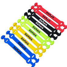 10pcs ZARSIA long shock buckle tennis dampener silicone reduce for rackets