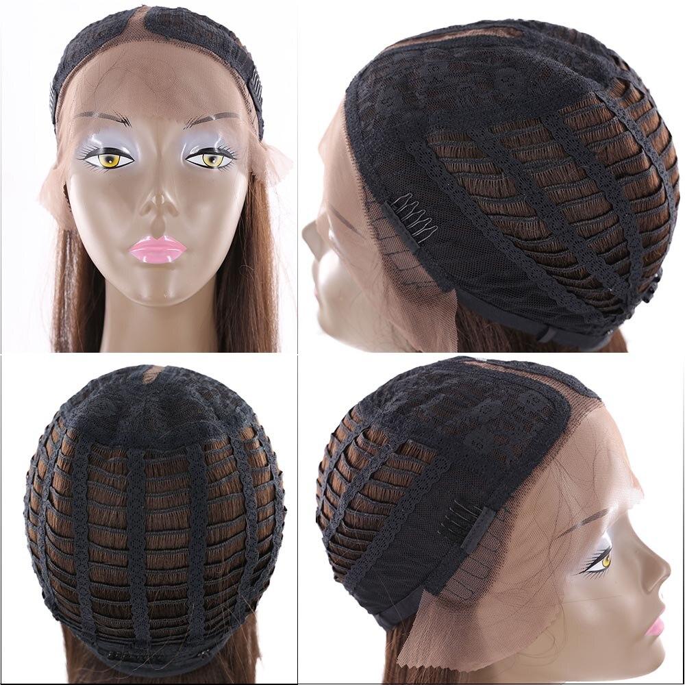 X-TRESS Höger Lace Front Parys Natural Hairline Värmebeständig - Syntetiskt hår - Foto 6