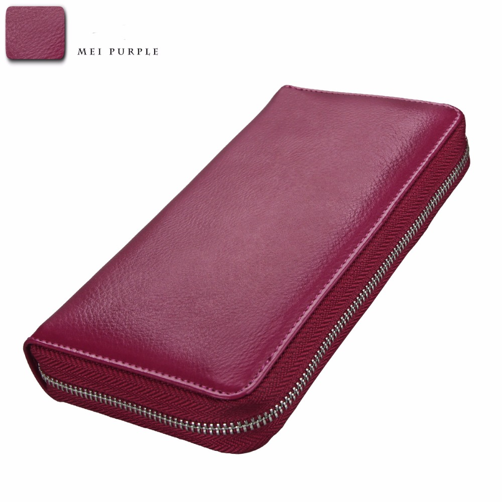 Hot Sale Real Genuine Leather Unisex Card Holder Wallets High Quality Female Credit Card Holders Women Card holder Coin Purse