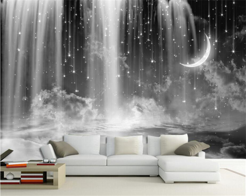 Beibehang Custom Wallpaper Living Room Bedroom Mural