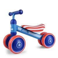 Милые мини Glide велосипед ребенка баланс Walker с Колёса без педаль Скутеры малышей ходунки коляски детские игрушки подарок на день рождения