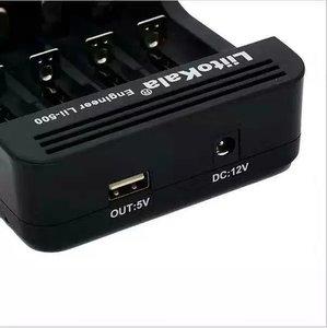 Image 3 - Liitokala lii 500 LED chargeur daffichage pour 1.2 V/3 V/3.7 V/4.25 V 18650/26650/18350/16340/18500//AA/AAA lii 500 rechargeable