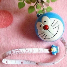 Kwaii Новая игрушка для рисования лента Линейка-детская игрушка для рисования лента измерительная лента Tapeline, брелок лента Линейка