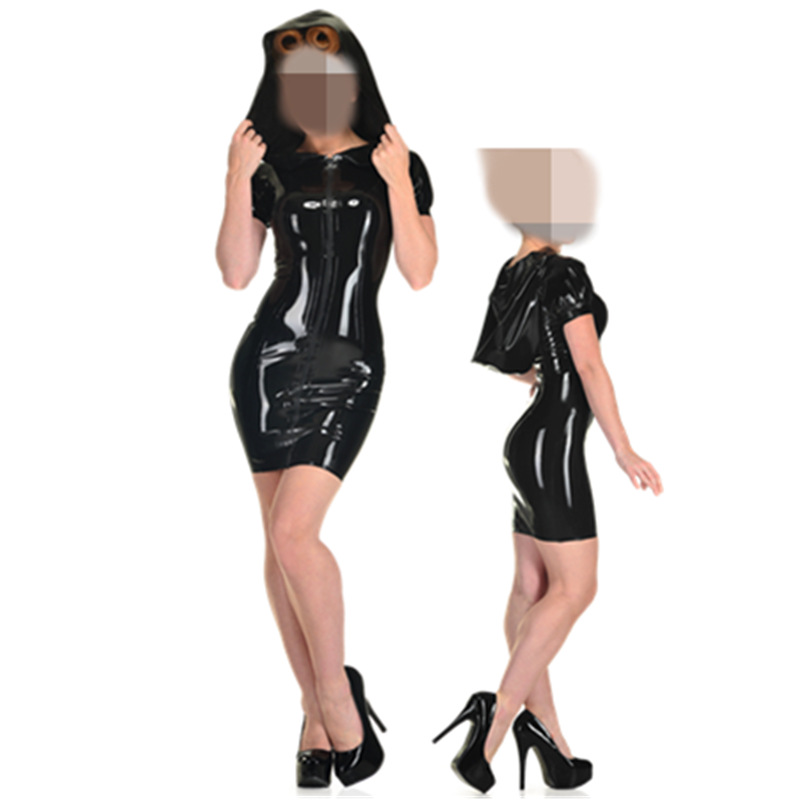 Look vestido de fiesta negro