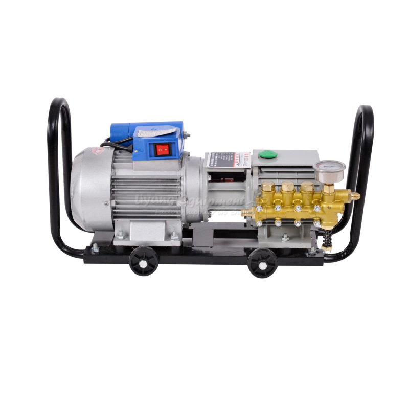 Portable Self-priming Water Jetting Machine car washer dynamoelectric water gun water pump, free tax to russia wb200 185 three phase water pump industry water pump self priming pump