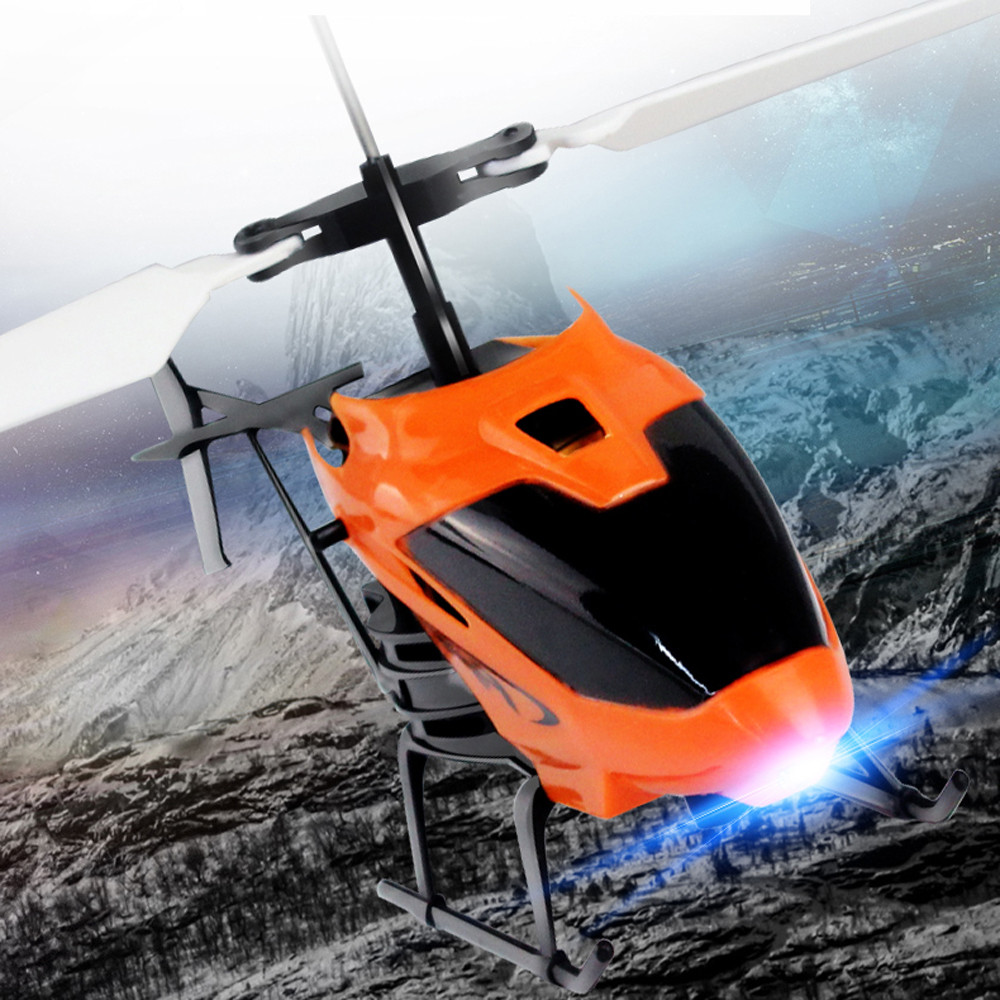 Hiinst 2018 NEW High Quality Flying Mini RC Infraed Induction RC Helicopter Aircraft Remote Control Flashing Light Toys For Kids