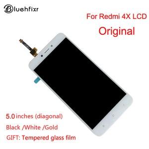 Image 3 - Оригинальный Для Xiaomi Redmi 4X ЖК дисплей Дисплей Сенсорный экран Тесты хорошее замены дигитайзер Ассамблеи для Xiaomi Redmi 4X Pro 5,0 дюйма