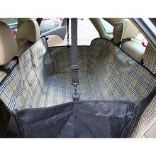 Car Travel Accessories Dog Car Kennel Mat Big Size Large Dog Carrier For Car Zipper Hammock Dog Car Seat Bag Pet Stroller Bed