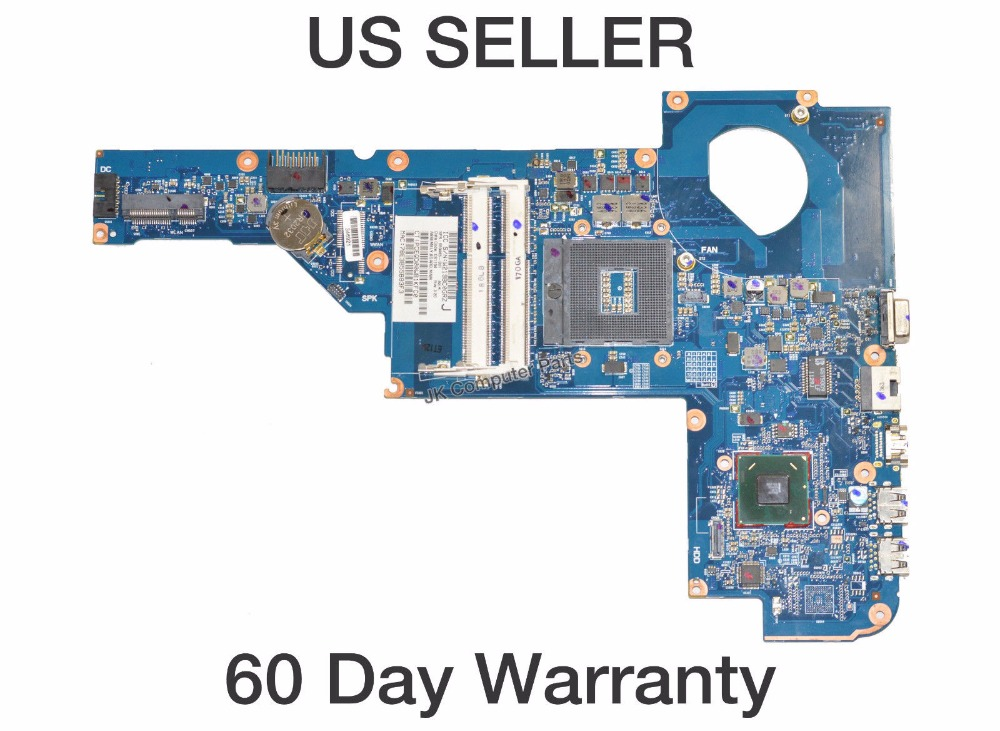 650485-001 Free Shipping for HP Pavilion DV4 DV4-4000 series Laptop Motherboard 650485-001 mainboard 100% Tested free shipping laptop motherboard for hp 657602 001 dv4 dv4 3000 motherboard full test and 100