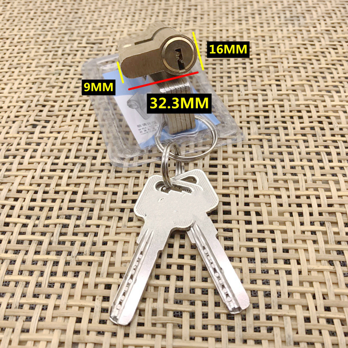 Anti-theft Door Lock Grade Copper Locking Cylinder Security Lock Core Cylinders Key 65mm-120mm Door Cylinder Lock with 6 keys anti theft door lock c grade copper locking cylinder security lock core cylinders key 65mm 110mm door cylinder lock with 6 keys