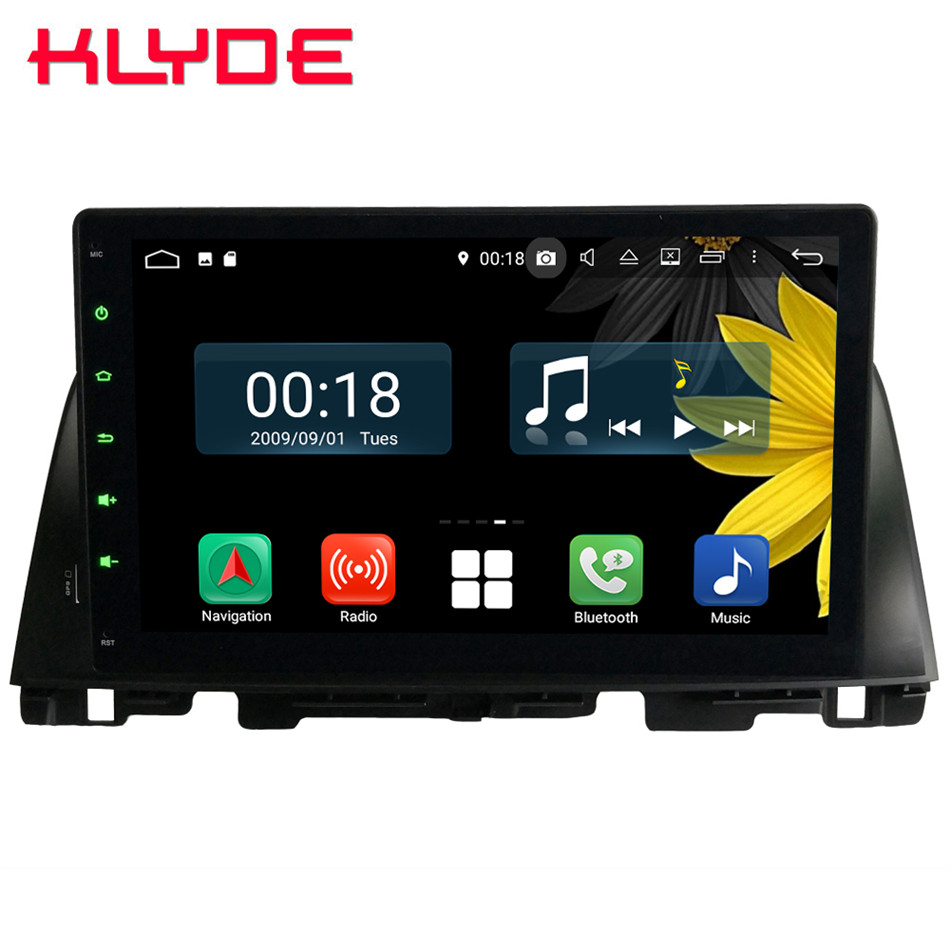 10 1 IPS Octa Core 4G Android 8 1 4GB RAM 64GB ROM Car DVD Player