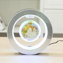 Anti-gravity Magnetic Floating LED World Globe