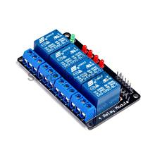 1PCS 4 Channel 5V Relay Module Lamp Relay Low Level Output 4Channel Relay Module for Arduino