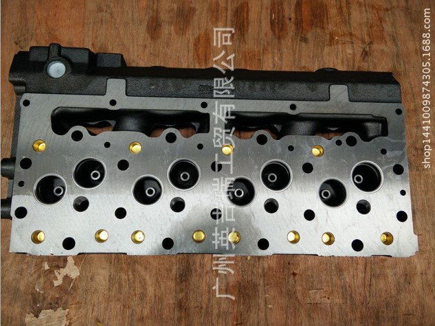 Free Shipping 3306Di Diesel Engine Cylinder Head For