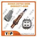 Oxygen Sensor FOR FITTOYOTA AVENSIS CORONA AZT220 1AZFSE 2.0L L4 REAR LH Length:85CM 89465-20760 DOX0277 13273 LB1540 1997-2003