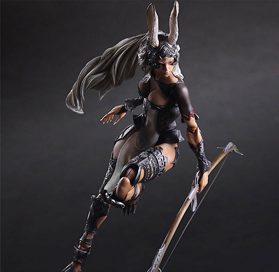 SQUARE ENIX Final Fantasy XII FF12 Play Arts Kai Fran Action Figure Toy Collectibles Model Doll 481 видеоигра square enix final fantasy xv digital standard edition