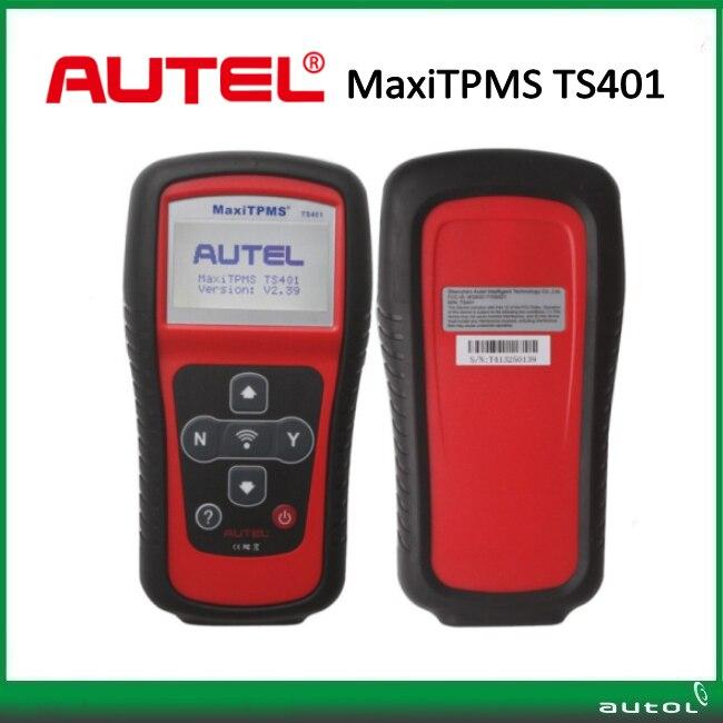 Cheaper Price font b TPMS b font Diagnostic Service Tool Autel MaxiTPMS TS401 Update Online AUTEL