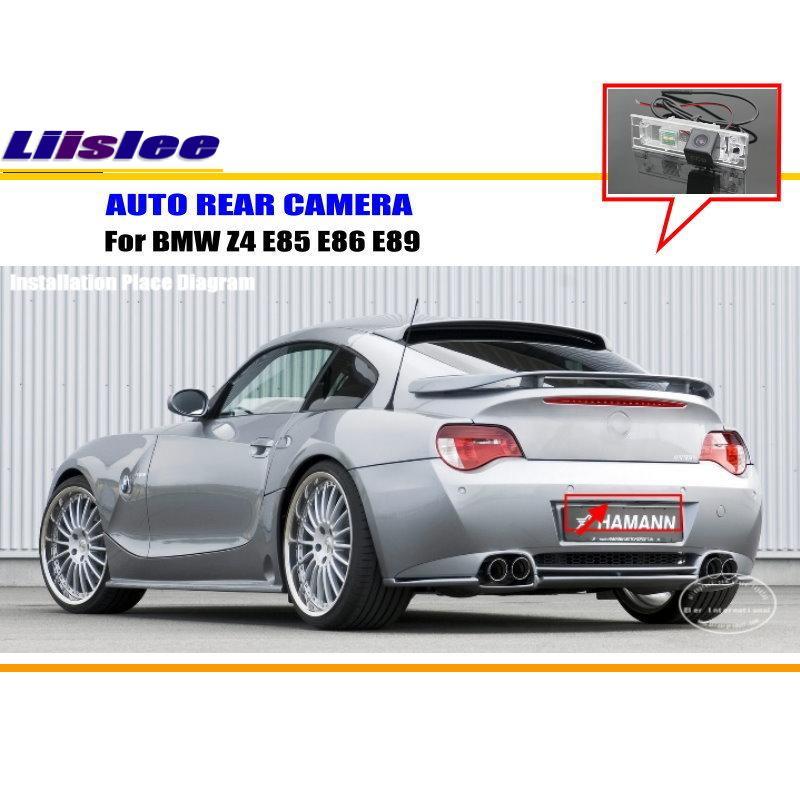 Bmw Z4 E86 Review: Liislee For BMW Z4 E85 E86 E89 Reverse Back Up Camera