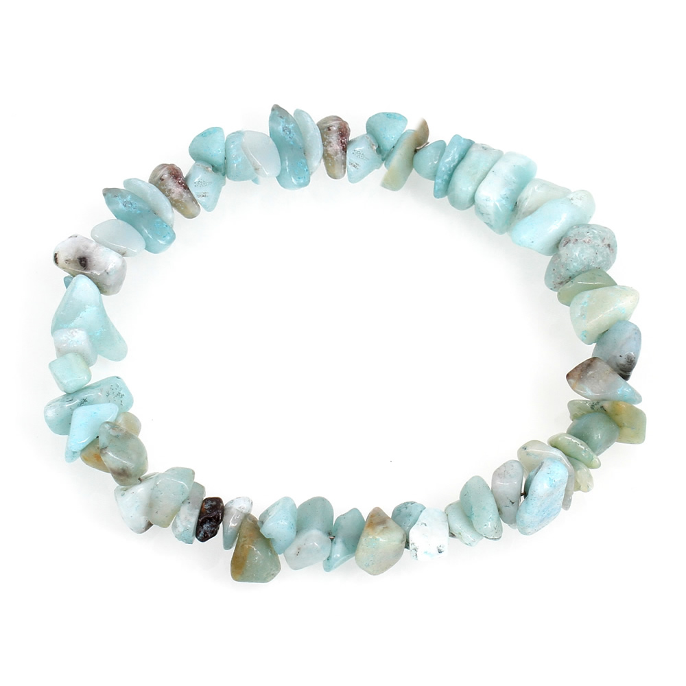AS-DE37115-pierre-naturelle-Edelsteen-bunte-Edelstein-Nuggets-Copper-Chain-Link