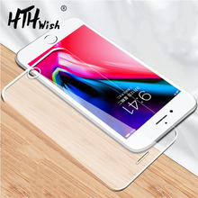 New Edgeless For Iphone 6 S 6s Tempered Glass Screen Protector Protective On