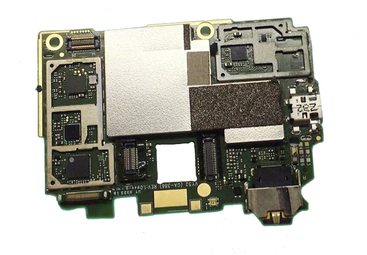 100% Original Unlocked Mainboard <font><b>Motherboard</b></font> flex Circuits Cable FPC For <font><b>Sony</b></font> <font><b>Xperia</b></font> <font><b>M2</b></font> S50h D2303 D2302 free shiping image