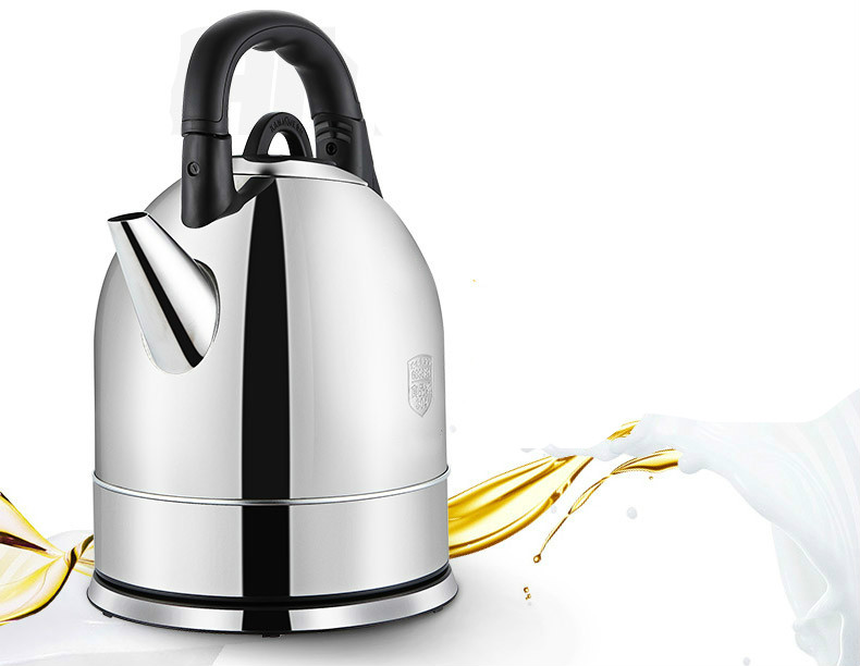 Electric kettle 304 stainless steel kettles large capacity open Safety Auto-Off Function булгур дядя ваня по самаркандски 460 г
